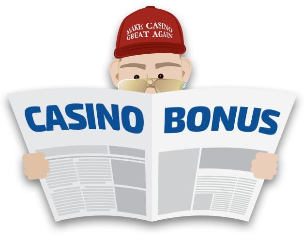 velkomst bonus